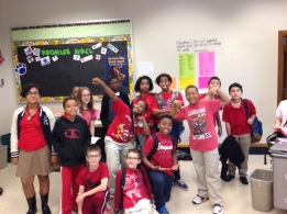 Go Red Dress Down Day