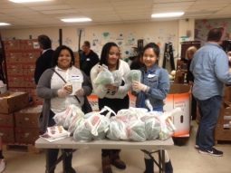 Interact Club Volunteers!